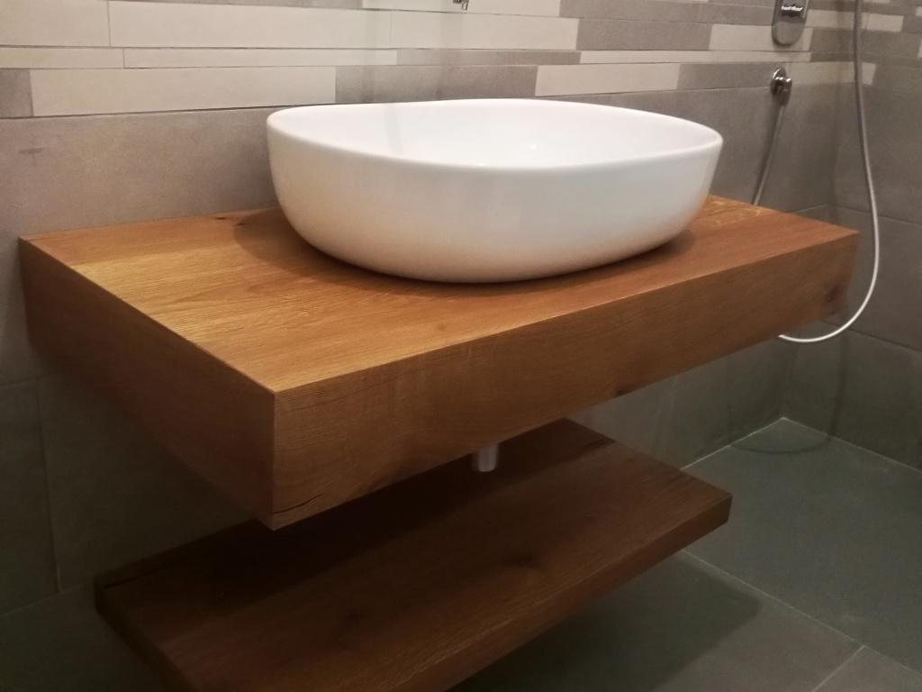 #nonsoloparquet – Piani per lavabo